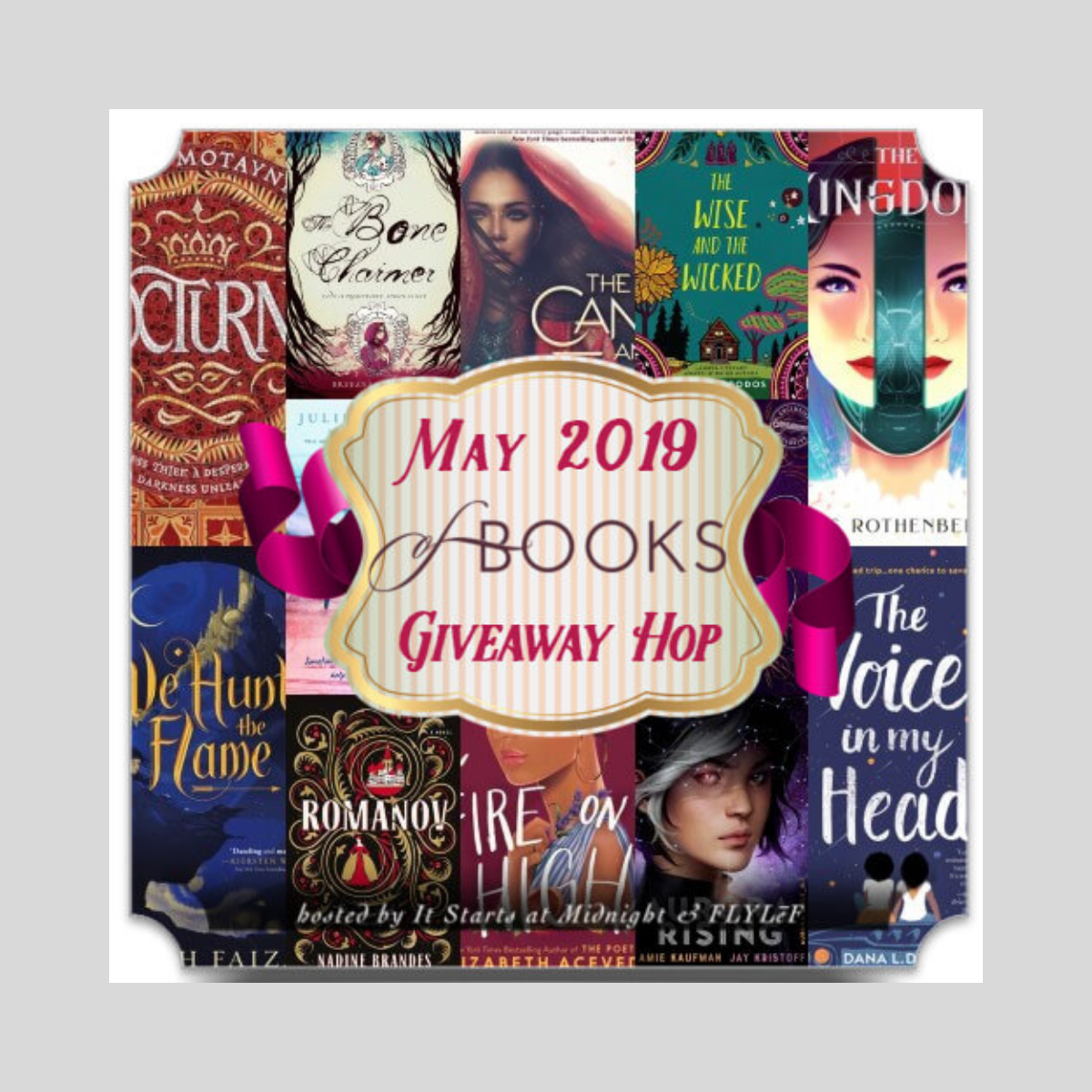 May 2019 Book Giveaway Hop